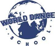 школа танцев - синий